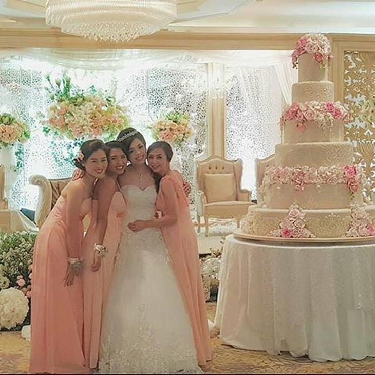Wedding of Raymond & Vina