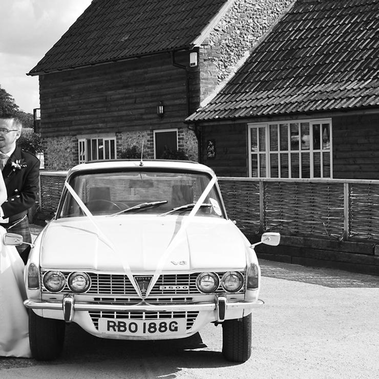 Rover P6 V8 1968