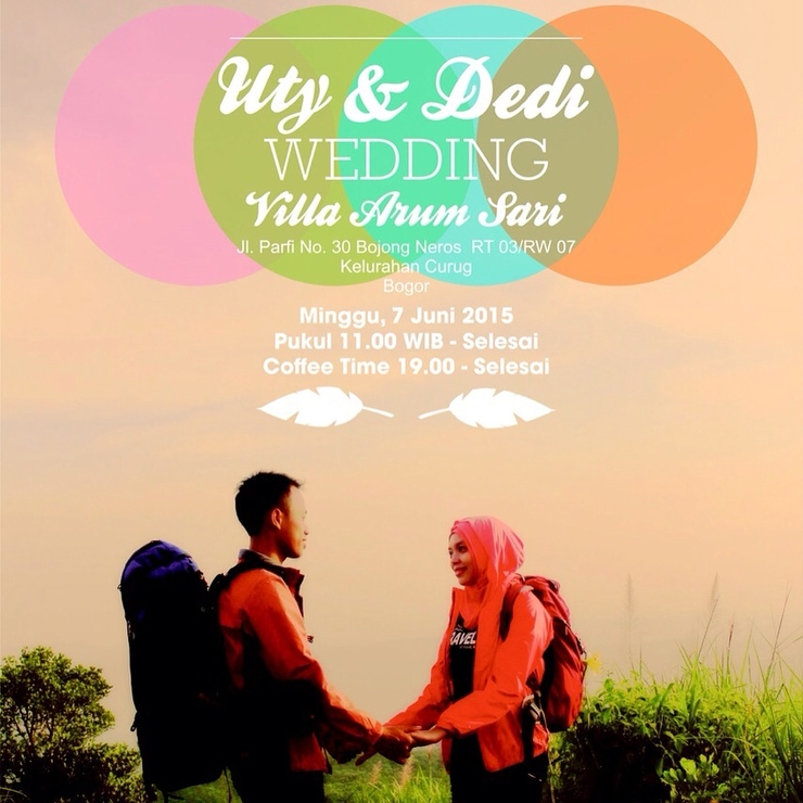 Uty & Dedi Wedding