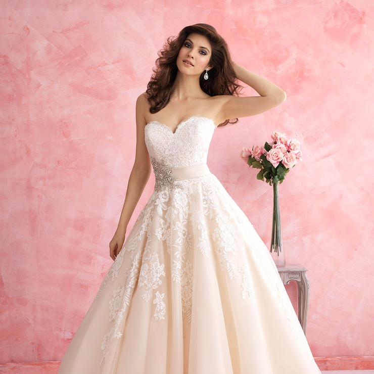 Allure Designer Wedding Dresses