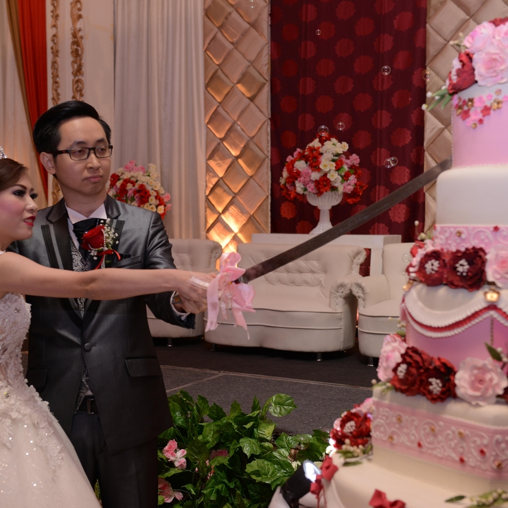 Wedding of Dwi & Liu