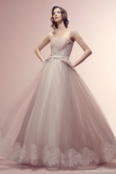 French ivory short sleeve wedding dresses