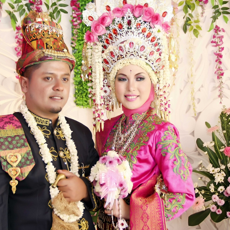 Patricia and Indra Wedding