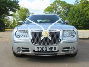 Wedding transport decor