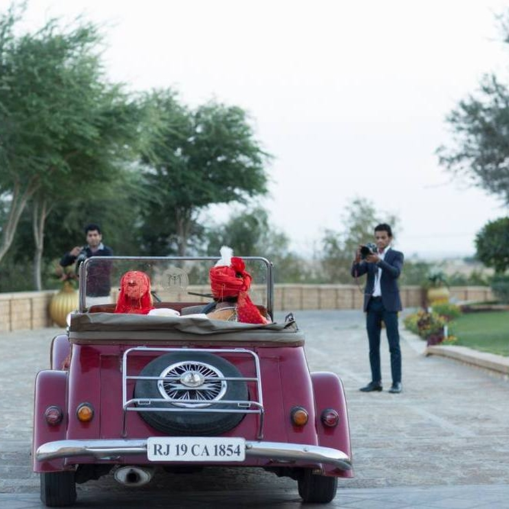 Jaisalmer Palace wedding