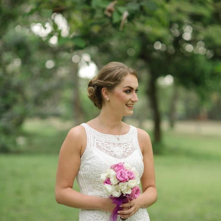 WEDDING OF ANNA AND DENNIS