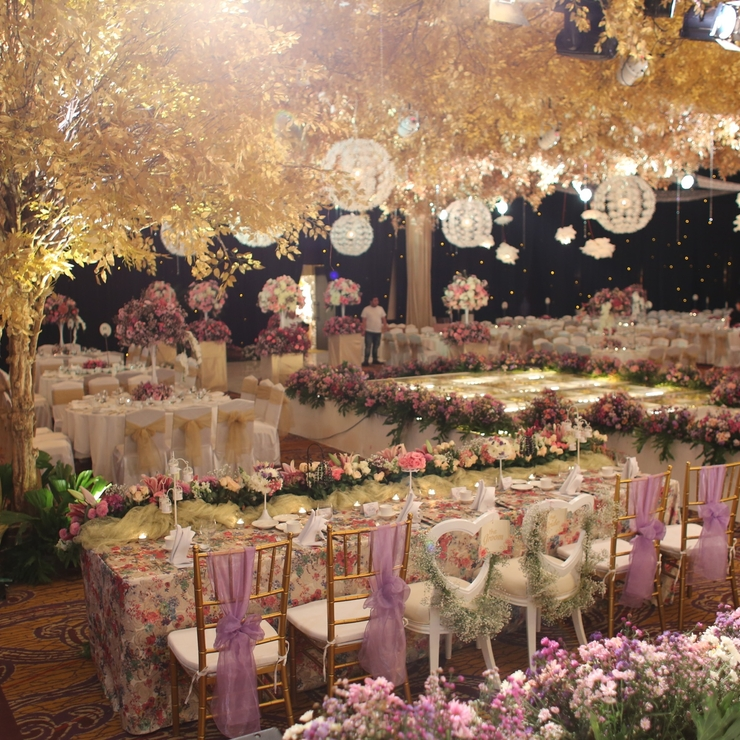 Willy & Chenli Wedding