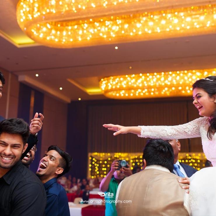 Nikhil + Melvina | wedding | Candid Photography