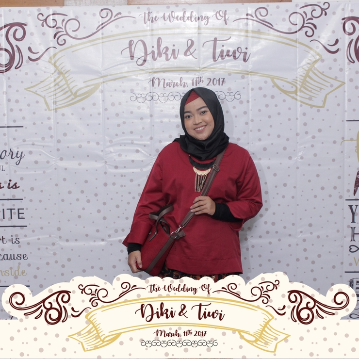 DIKI & TIWI WEDDING