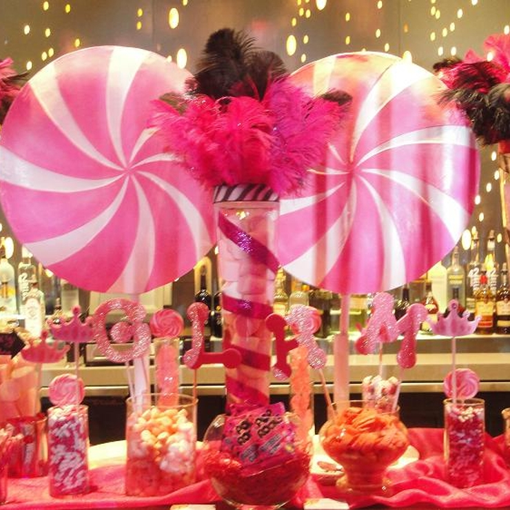 Experience Love - Candy Bar Stations