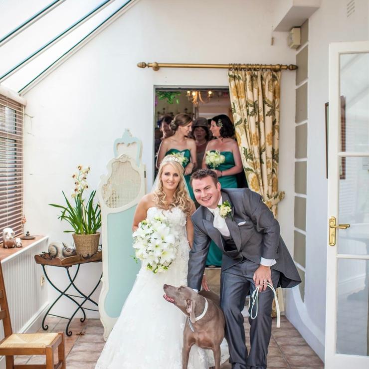 Gillian Thomas Jones Wedding Hair & Makeup