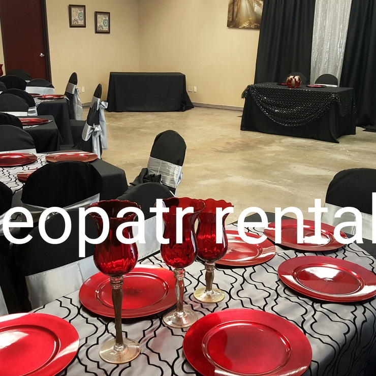 Wedding at Cleopatra event center