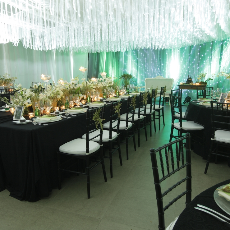 WICKED THEMED WEDDING
