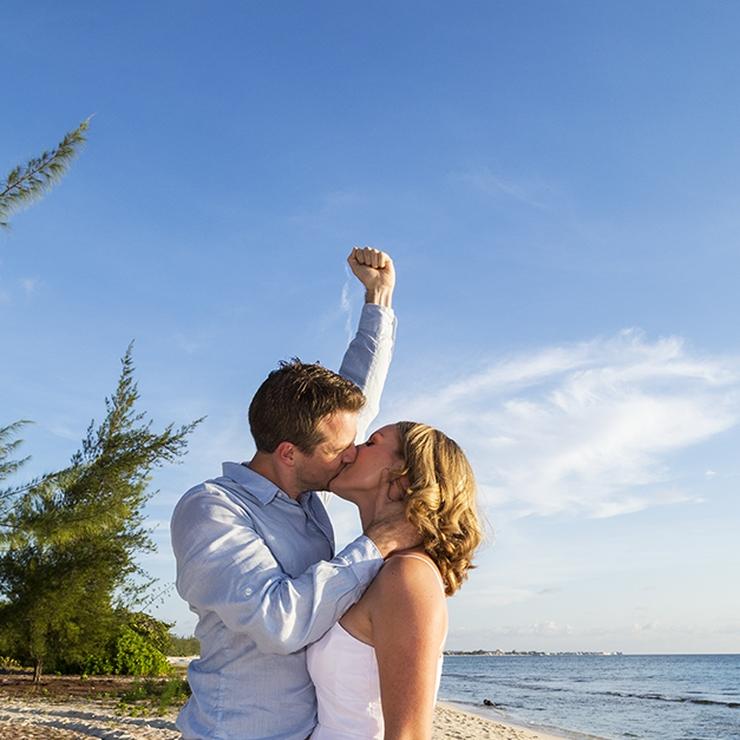 Normarose and Daniel's wedding