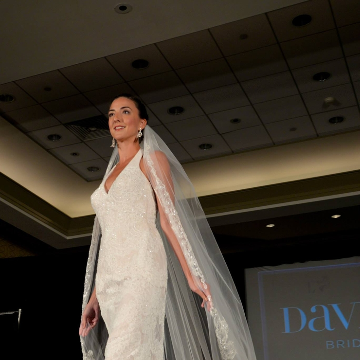 LOVE at the Great Bridal Expo fashion show!