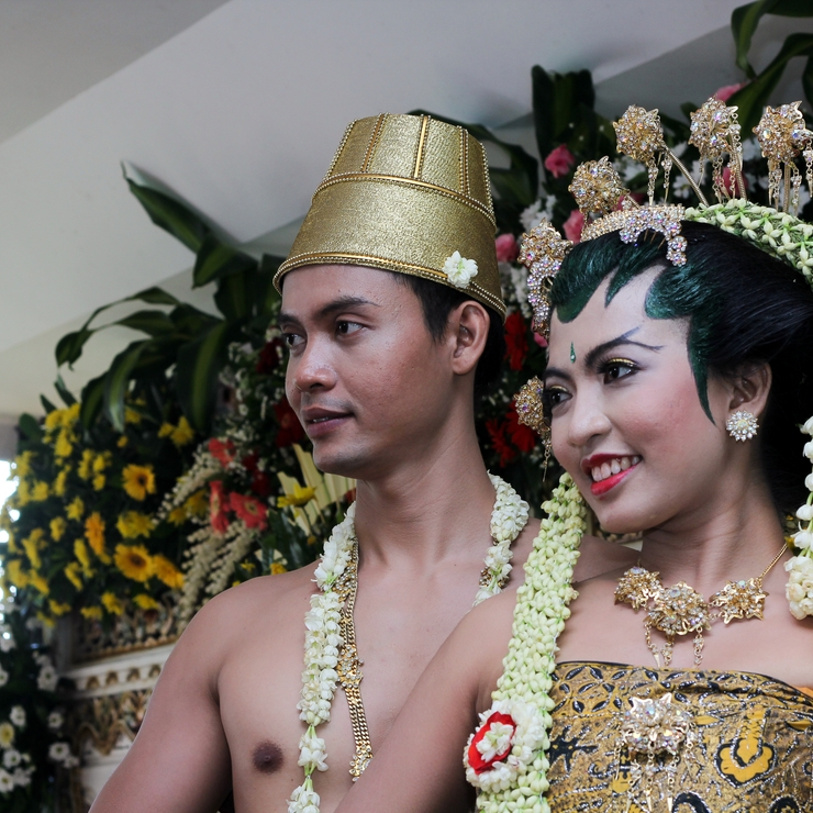Ari + Esa Traditional Wedding