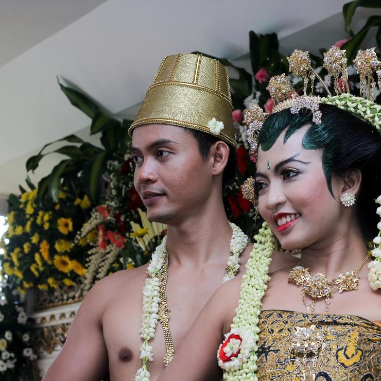 Ari + Esa Traditional Wedding