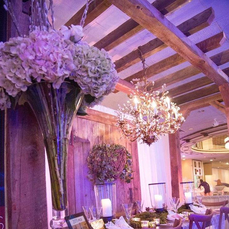 Genettis Ballroom Bridal Show