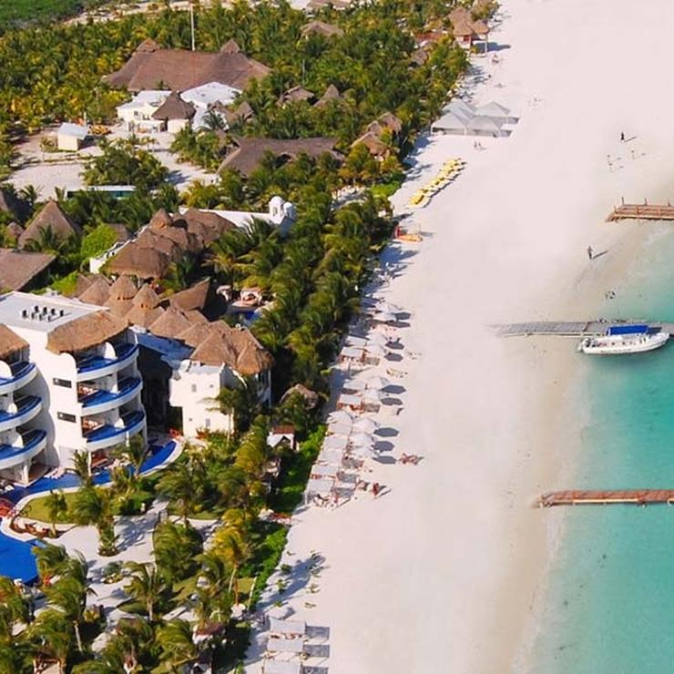 Playa del Carmen Venue at Beach