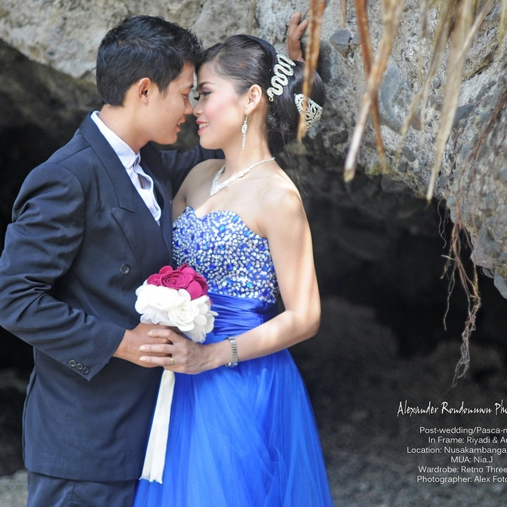 Prewedding ana & ady Nusakambangan Island, Cilacap