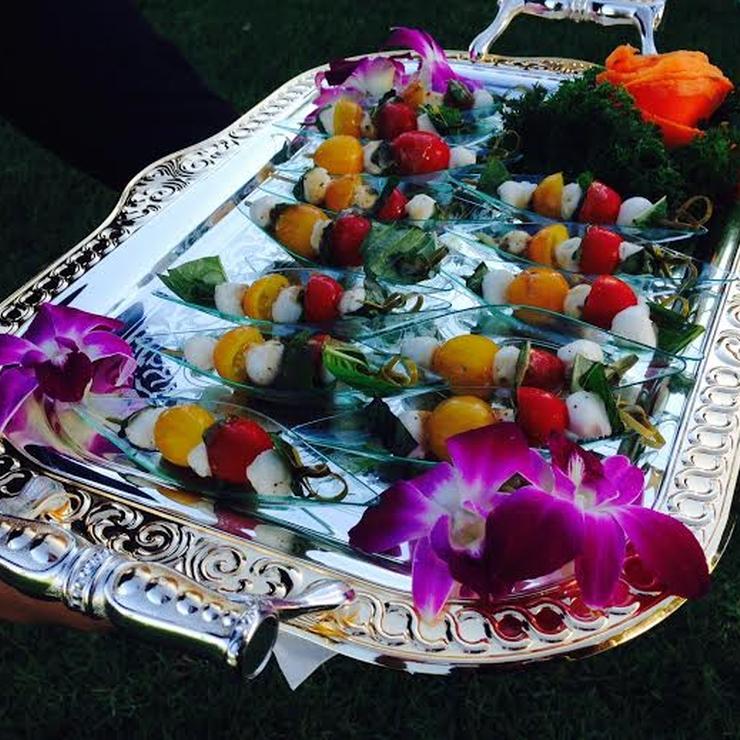 Wedding in Malibu