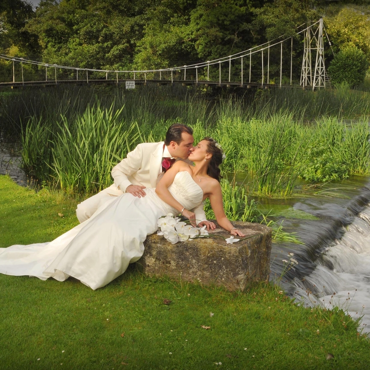 Buckinghamshire Golf Club Wedding