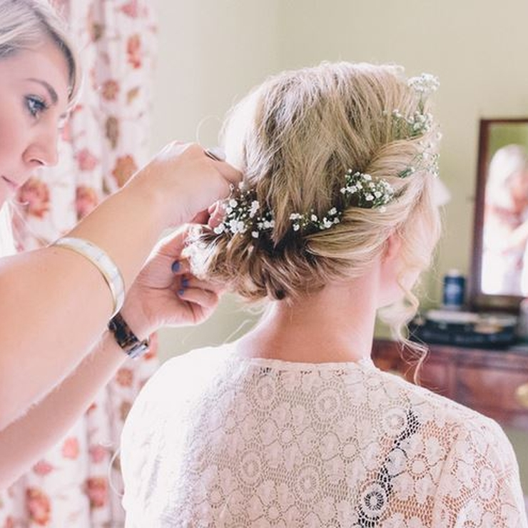 Louise's Wedding at Talton Lodge