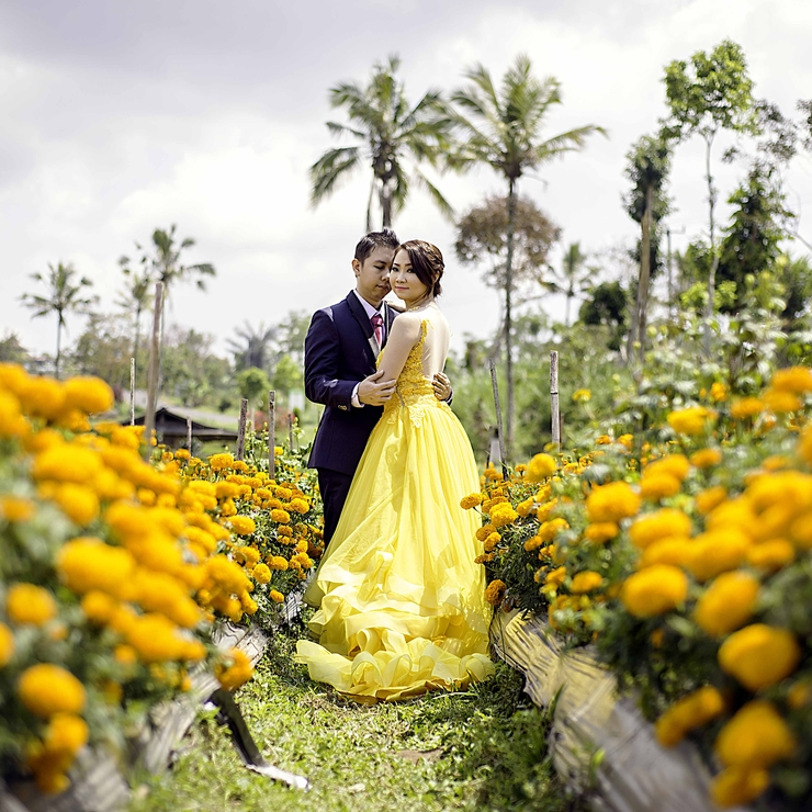 Pre-Wedding // Bali