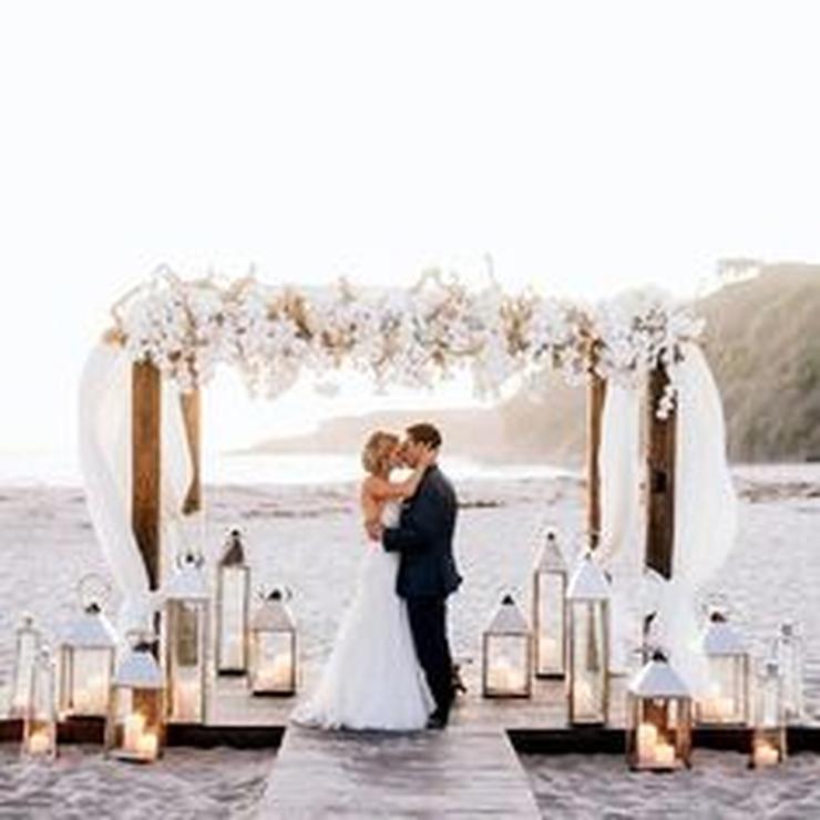 Beach wedding inspirations