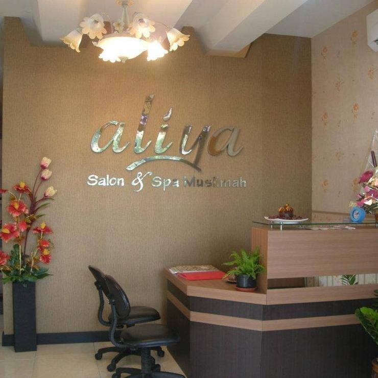 aliya salon surabaya