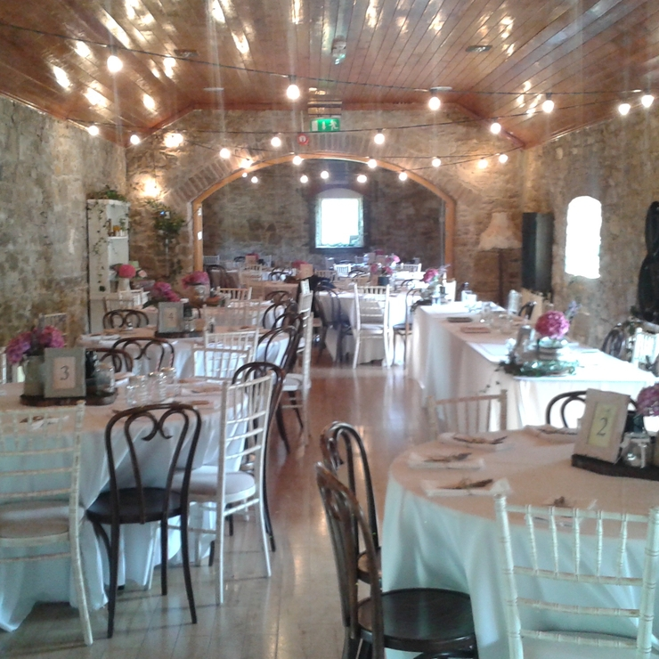 Receptions at Slieve Gullion