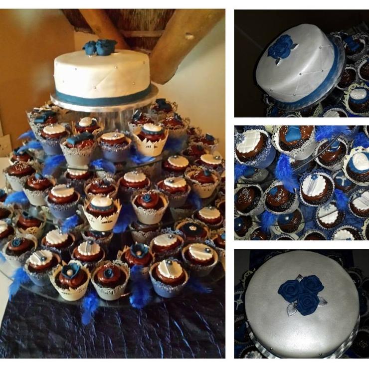 Weddings cakes 2015
