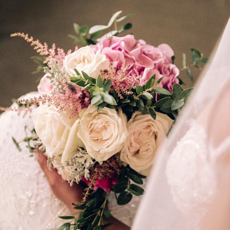 Elegant wedding in Mykonos