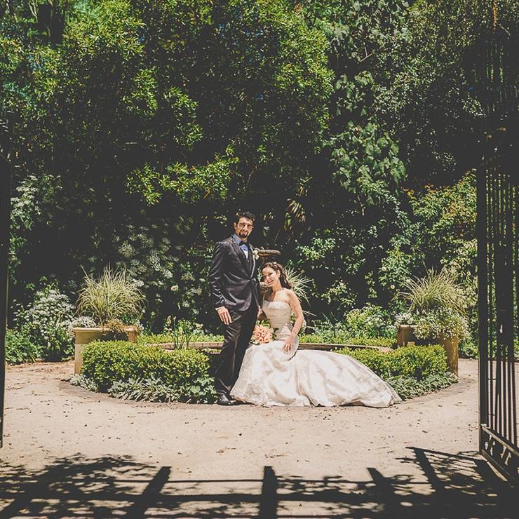 Olga & Zydon's wedding