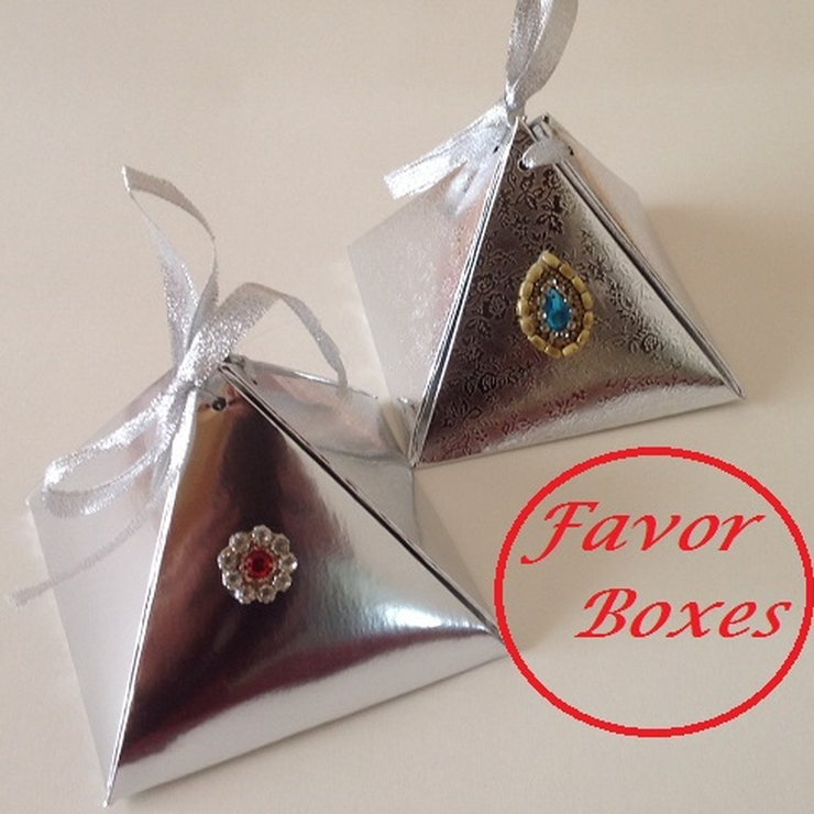 Favor Boxes/Gift Boxes