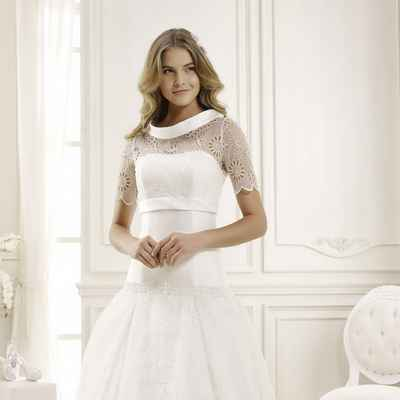 English autumn bridal style