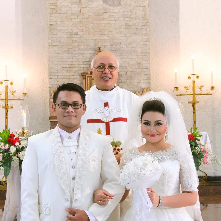 Frans + Elda Wedding