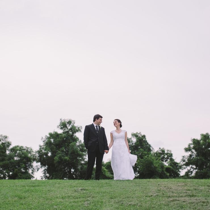 Sarah + Jordan wedding