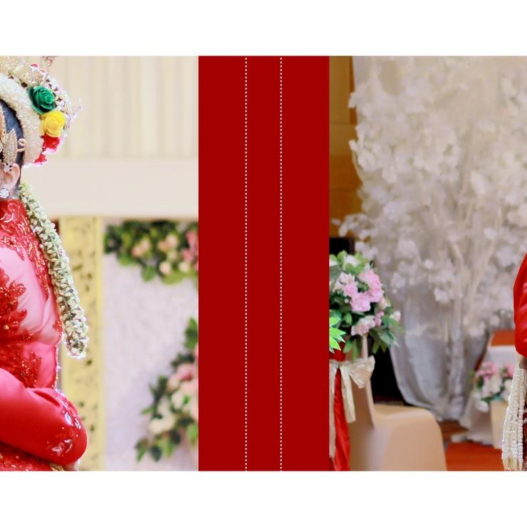 wedding novi & arif