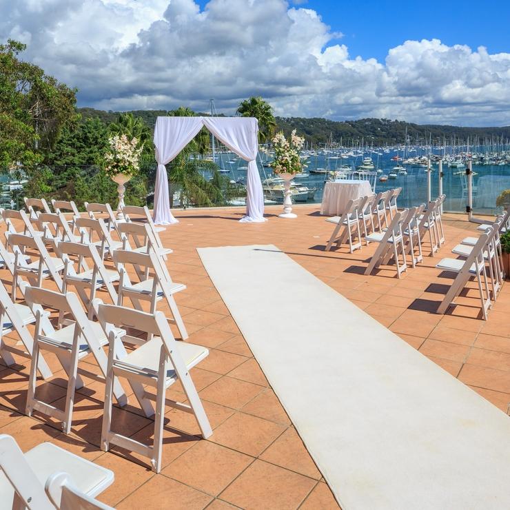 mirage weddings