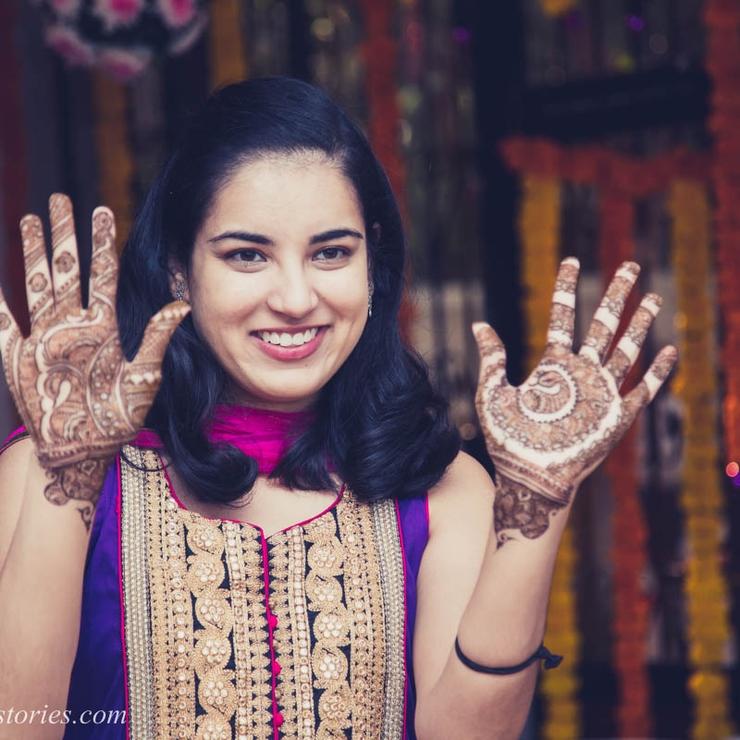 Aneesha Weds Yogesh