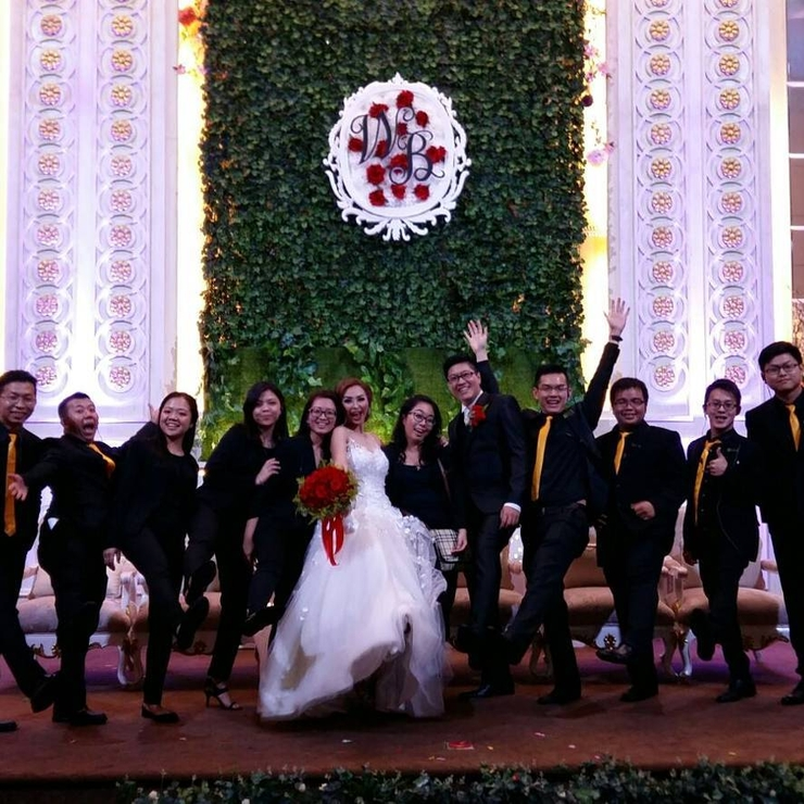 Wedding of Wira & Beatrice