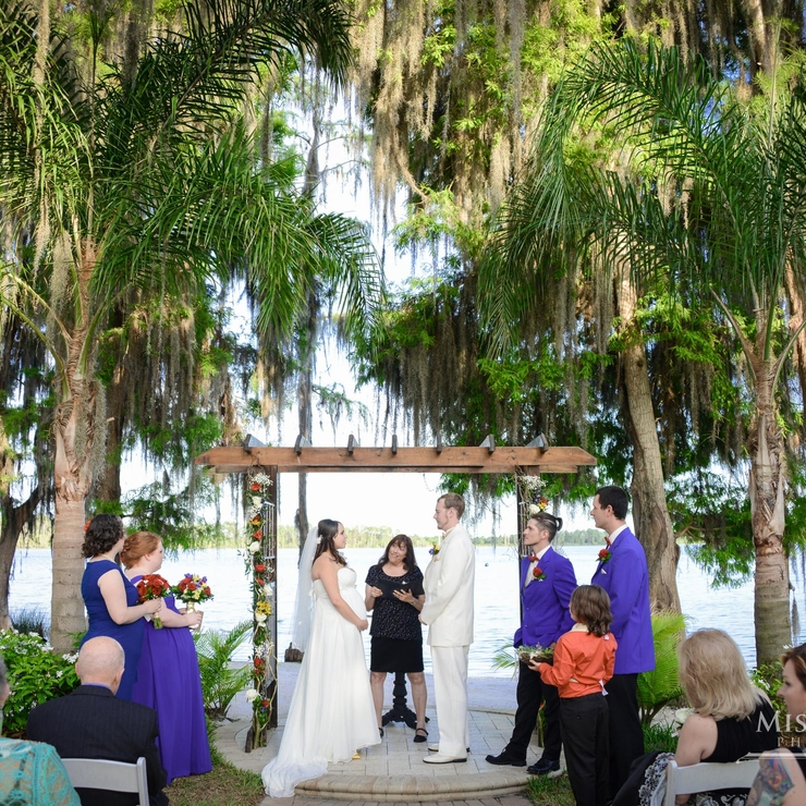 Recent Weddings Performed by Always and Forever Florida Weddings