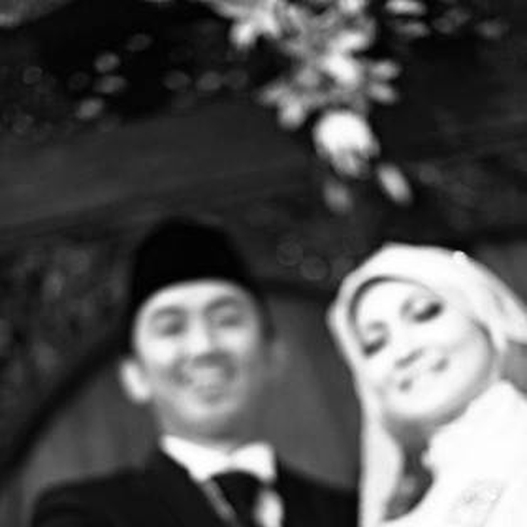 Nabila and Wasis' Wedding day
