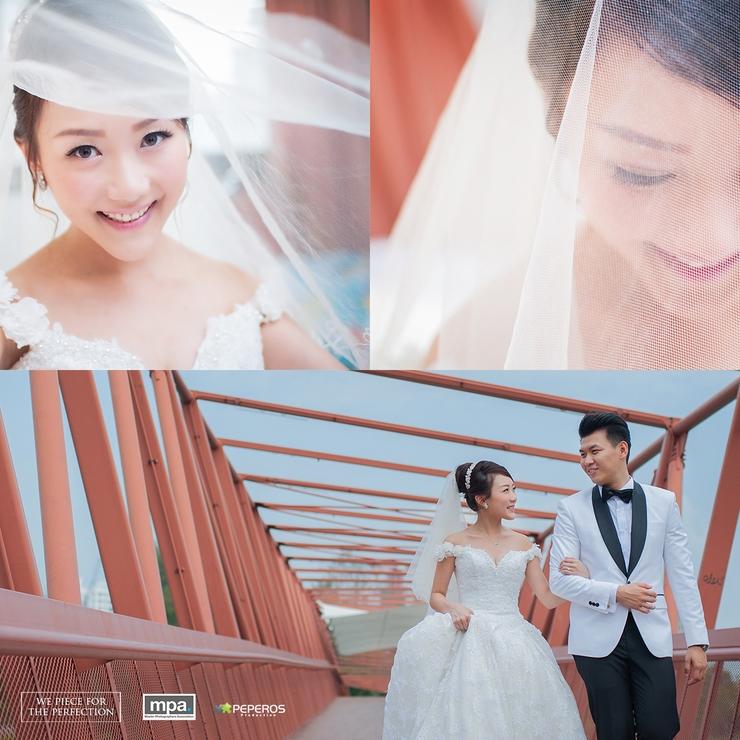 Alvin & Jia Min
