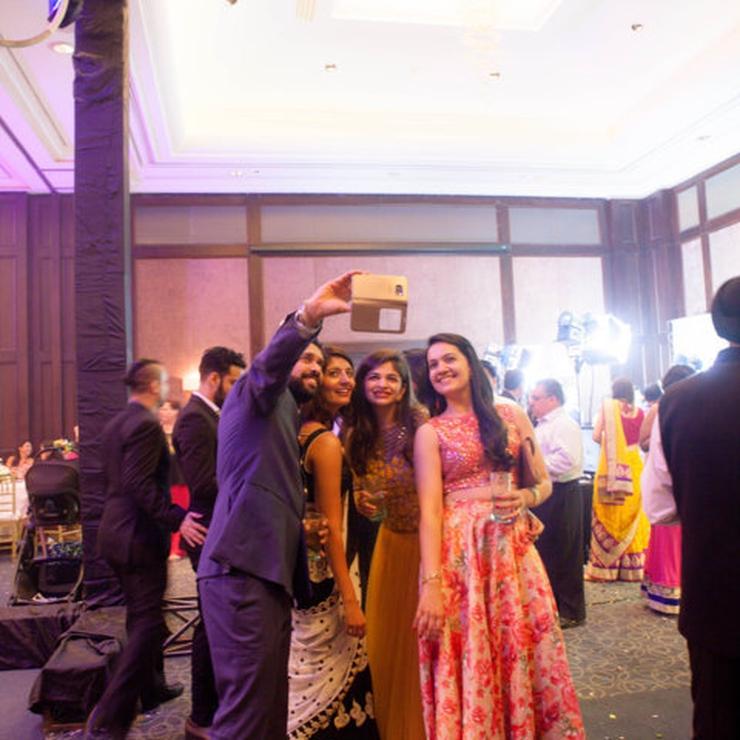Indi & Anushkar Wedding