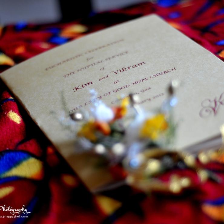 Kim & Vikram Goa Wedding