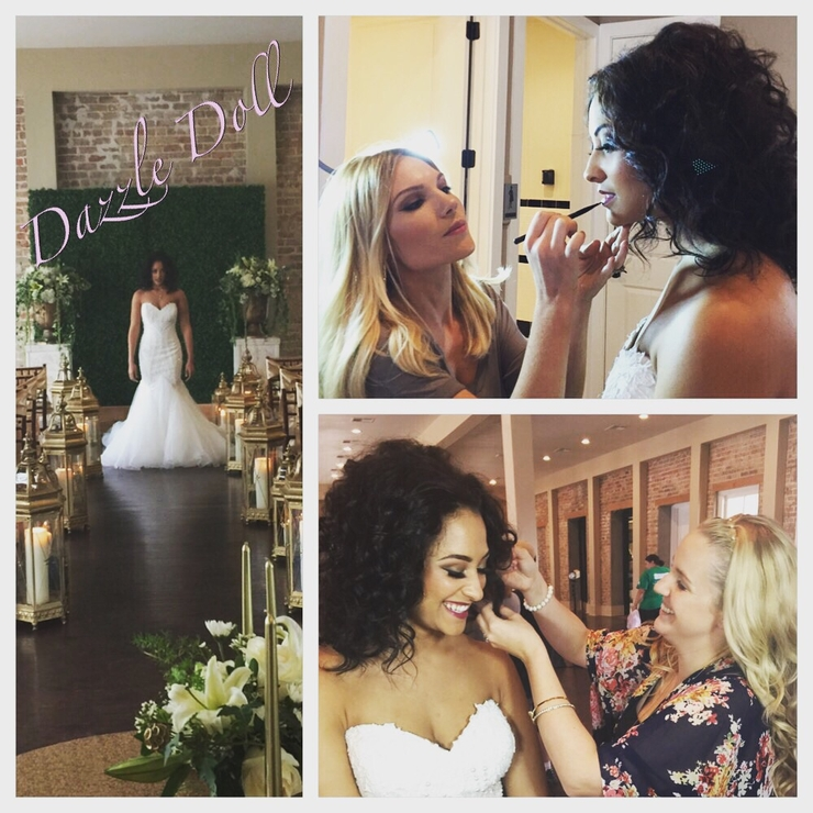 Photo Shoot with NOLA wedding guide