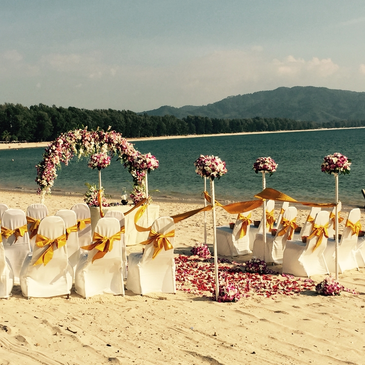 Some of the amazing locations for your wedding ceremony in Phuket