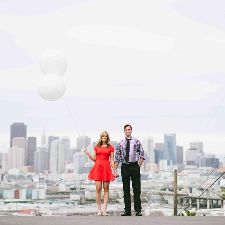Megan & Joe's Engagement